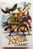 X-Men Classic Marvel Omnibus Graphic Novel Comic Book
