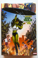 The Sensational She-Hulk Marvel Omnibus Graphic Novel Comic Book