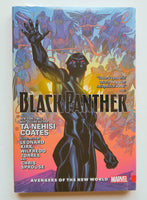 Black Panther Avengers of the New World Vol. 2 Marvel Graphic Novel Comic Book