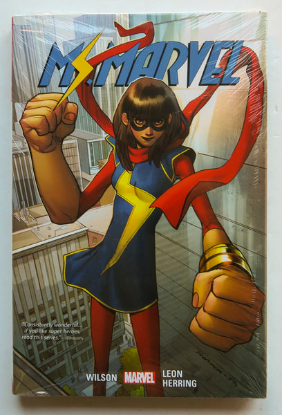 Ms. Marvel Vol. 5 Marvel Graphic Novel Comic Book