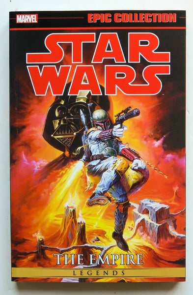 Star Wars The Empire Vol. 4 Marvel Epic Collection Graphic Novel Comic Book