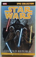 Star Wars The Old Republic Vol. 2 Marvel Epic Collection Graphic Novel Comic Book