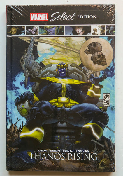 Thanos Rising Marvel Select Edition Graphic Novel Comic Book