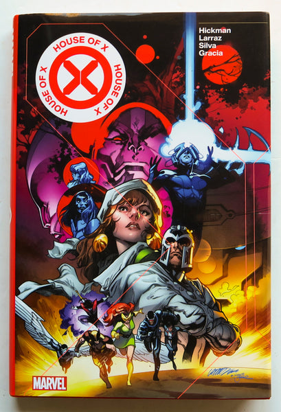 House of X Powers of X Marvel Graphic Novel Comic Book