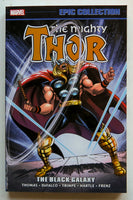 Thor The Black Galaxy Marvel Epic Collection Graphic Novel Comic Book