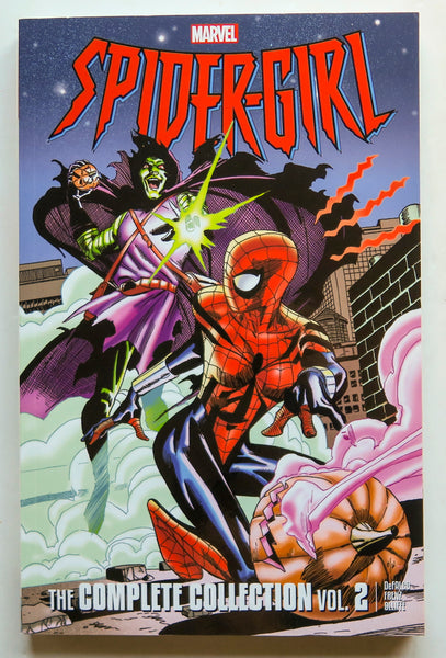 Spider-Girl The Complete Collection Vol. 2 Marvel Graphic Novel Comic Book