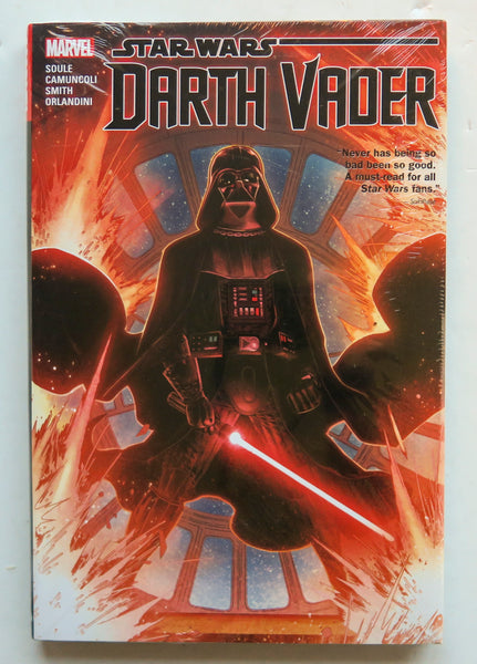 Star Wars Darth Vader Dark Lord of the Sith Vol. 1 Marvel Graphic Novel Comic Book