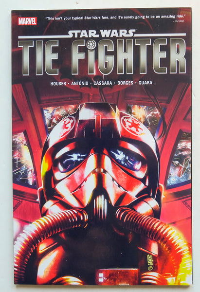 Star Wars Tie Fighter Marvel Graphic Novel Comic Book