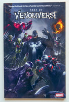 Edge of Venomverse Marvel Graphic Novel Comic Book