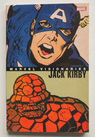 Jack Kirby Marvel Visionaries Marvel Graphic Novel Comic Book
