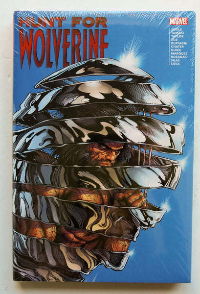 Hunt for Wolverine Marvel Graphic Novel Comic Book