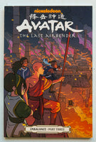Avatar The Last Airbender Imbalance Part Three 3 Nickelodeon Dark Horse Kids Childrens Graphic Novel Comic Book