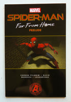 Spider-Man Far From Home Prelude Marvel Graphic Novel Comic Book