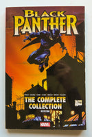 Black Panther The Complete Collection by Christopher Priest Volume 1 Marvel Graphic Novel Comic Book