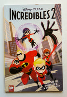 Disney Pixar Incredibles 2 Crisis in Mid-Life & Other Stories Dark Horse Kids Childrens Graphic Novel Comic Book