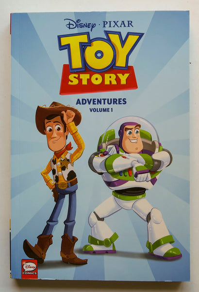 Disney Pixar Toy Story Adventures Volume 1 Disney Comics Dark Horse Kids Childrens Graphic Novel Comic Book