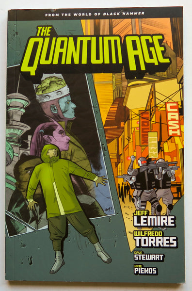 The Quantum Age Dark Horse Graphic Novel Comic Book