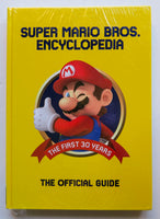 Super Mario Bros. Encyclopedia The Official Guide to the First 30 Years 1985-2015 Dark Horse Nintendo Art Book