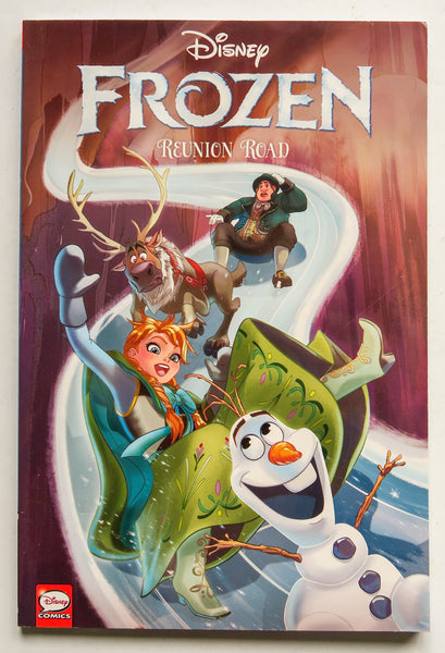 Disney Frozen Reunion Road Dark Horse Kids Childrens Graphic Novel Comic Book