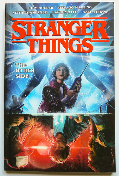 Stranger Things The Other Side Dark Horse Graphic Novel Comic Book