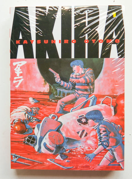 Akira Vol. 1 Katuhiro Otomo Kc Kodansha Comics Graphic Novel Comic Book