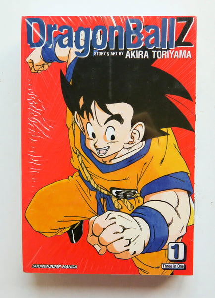 Dragon Ball Vizbig Edition 1 Three In One A Collection of Volumes 1-3 Akira Toriyama Shonen Jump Viz Media Manga Book