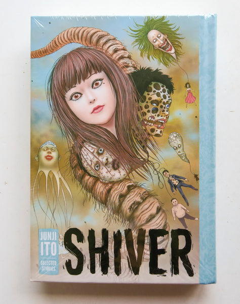 Shiver Junji Ito Selected Stories Viz Media Manga Book