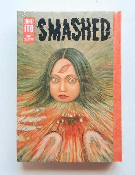 Smashed Junji Ito Story Collection Viz Media Manga Book