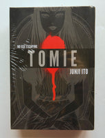 TOMIE No Use Escaping Deluxe Edition Junji Ito Viz Media Manga Book