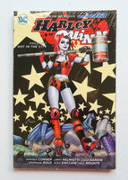 Harley Quinn The New 52 Vol. 1 Hot In The City DC Comics Graphic Novel Comic Book
