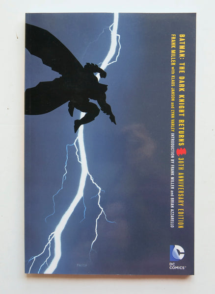 Batman The Dark Knight Returns 30th Anniversary Edition DC Comics Graphic Novel Comic Book