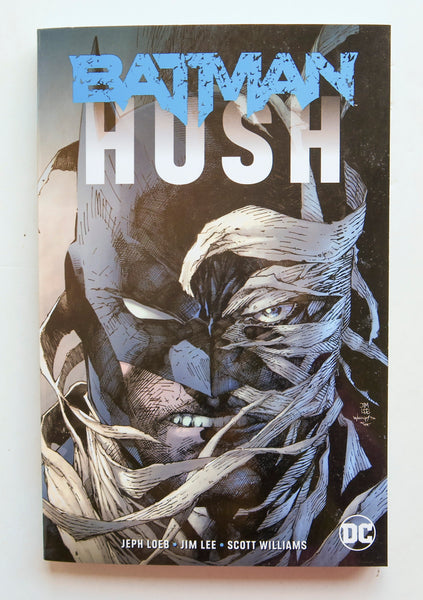 Batman Hush DC Comics Graphic Novel Comic Book