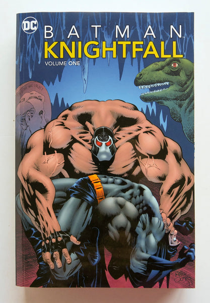 Batman Knightfall Vol. 1 DC Comics Graphic Novel Comic Book