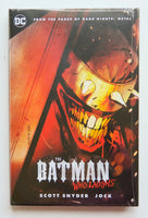 The Batman Who Laughs DC Comics Graphic Novel Comic Book