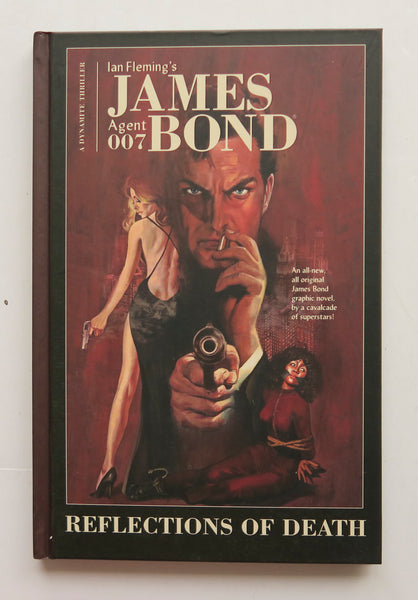Ian Fleming's James Bond 007 Reflections of Death Dynamite Graphic Novel Comic Book