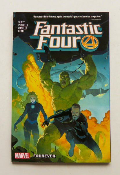 Fantastic Four Fourever Vol. 1 Marvel Graphic Novel Comic Book