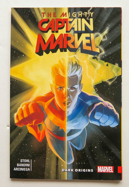 The Mighty Captain Marvel Dark Origins Vol. 3 Marvel Graphic Novel Comic Book