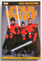 Star Wars Legacy Vol. 1 Marvel Epic Collection Graphic Novel Comic Book