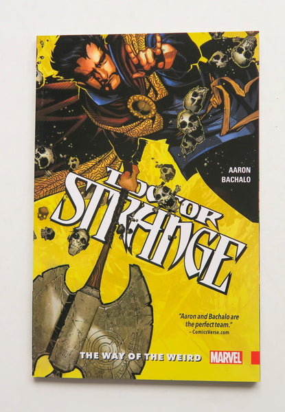 Doctor Strange The Way of the Weird Vol. 1 Marvel Graphic Novel Comic Book