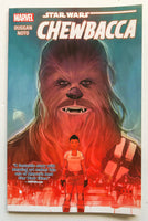 Star Wars Chewbacca Marvel Graphic Novel Comic Book