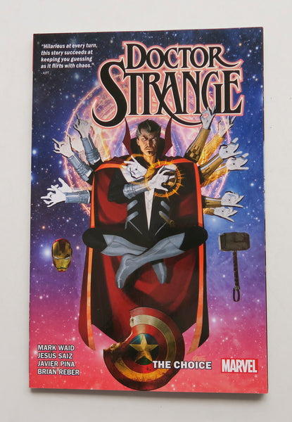 Doctor Strange The Choice Vol. 4 Marvel Graphic Novel Comic Book
