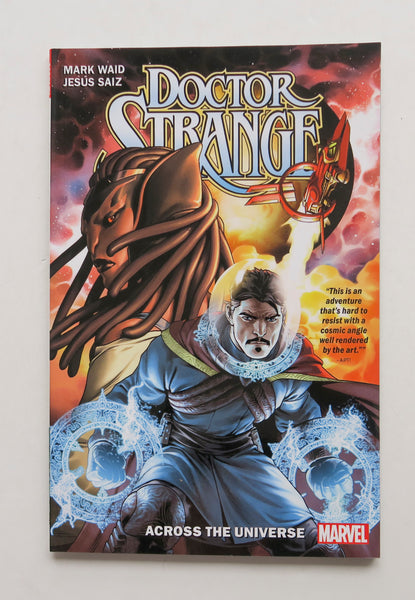 Doctor Strange Across the Universe Vol. 1 Marvel Graphic Novel Comic Book
