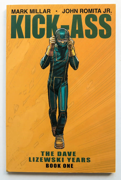 Kick-Ass The Dave Lizewski Years Book One Image Graphic Novel Comic Book