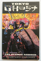 Tokyo Ghost The Atomic Garden Vol. 1 Graphic Novel Comic Book