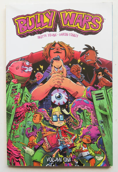 Bully Wars Vol. 1 Skottie Young Image Graphic Novel Comic Book