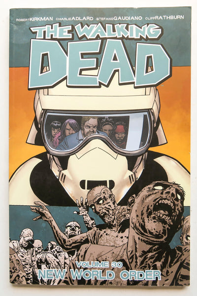 The Walking Dead Vol. 30 New World Order Image Graphic Novel Comic Book
