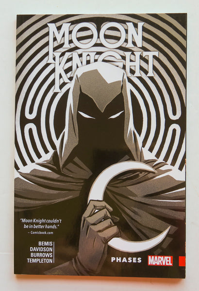 Moon Knight Legacy Phases Vol. 2 Marvel Graphic Novel Comic Book