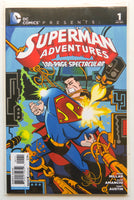 DC Comics Presents Superman Adventures #1 Graphic Novel Comic Book