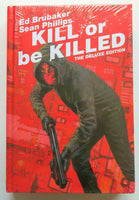 Kill or Be Killed Deluxe Edition Image Graphic Novel Comic Book