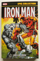 Iron Man Duel of Iron Marvel Epic Collection Graphic Novel Comic Book